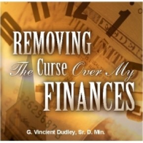 Remove The Curse/Release The Blessings Over My Finances DVD Set