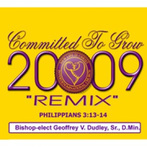 Committed to Grow Remix CD Series