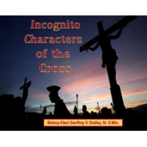 Incognito Characters of the Cross DVD Series