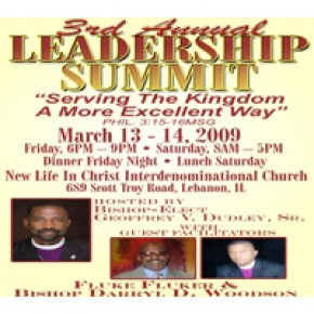 Leadership Summit 2009 CD Series