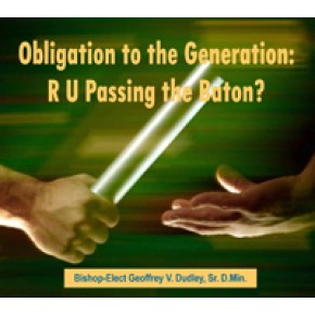 Obligation to the Generation CD Series