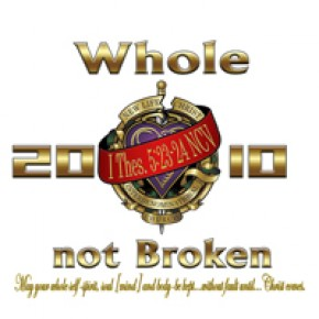 Whole Not Broken CD Series