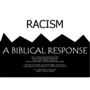 Racism: A Biblical Response CD Series