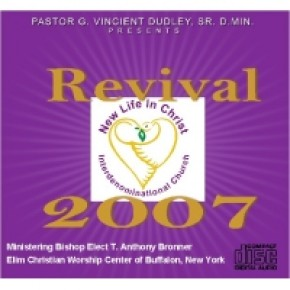 2007 Revival Series DVDS