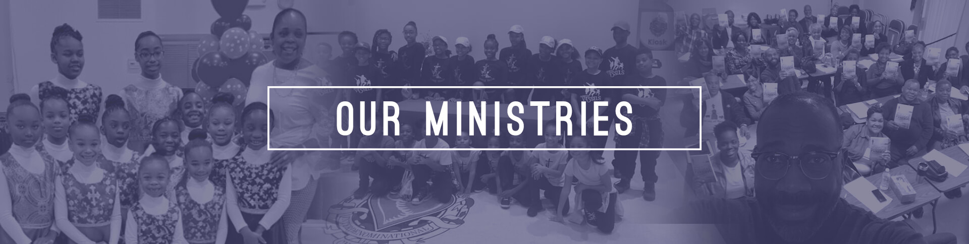NLICIC OurMinistries Banner